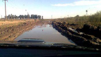 Clima lluvioso repercute en la logística agrícola