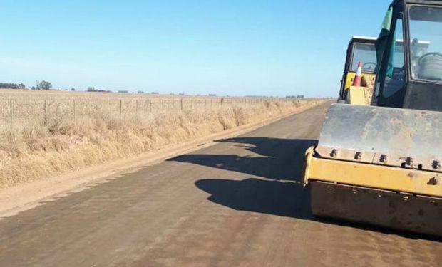 Córdoba asfaltará 24 kilómetros de un camino rural