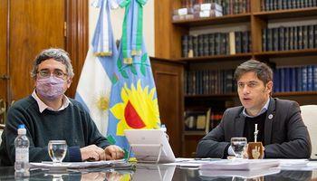 Caminos rurales: 25 municipios de Buenos Aires suscribieron al plan de mejora