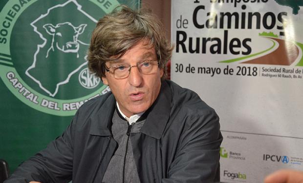 A fines de mayo, Carbap realizó el 1º Simposio de Caminos Rurales en la Sociedad Rural de Rauch