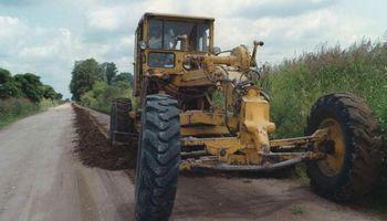 Córdoba: destinarán $ 100 millones para reparar caminos rurales