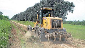 Un caso exitoso de caminos rurales gestionados por productores