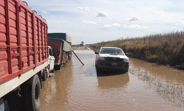 Sólo está pavimentado el 10,6% de los caminos
