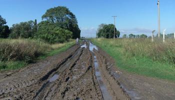 Urge mejorar 1.800 km de caminos rurales en el centro santafesino