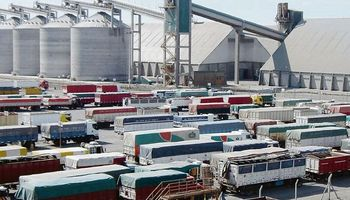 Aumentó un 88% el ingreso de camiones a los puertos