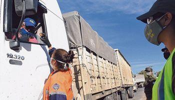 """Transportistas sobre el nuevo certificado para circular: """"Van a lograr parar el transporte"""""""