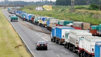 STOP evitó que mil camiones esperen a diario en la ruta sin turno para descargar