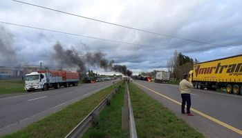 Entre Ríos: transportistas levantaron los cortes de rutas