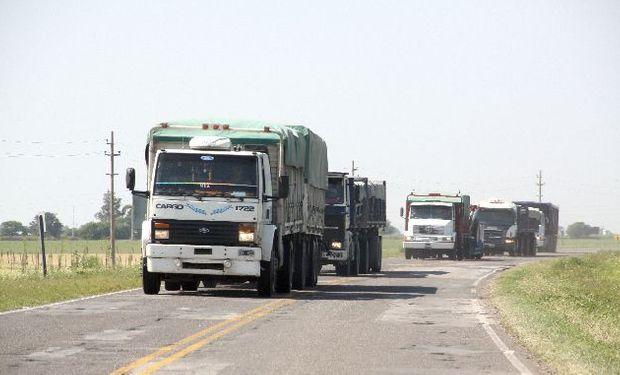 El costo del transporte de carga aumentó casi un 6 % y la tendencia se mantiene en alza