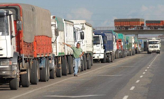 Los transportistas no quieren repetir aquellas situaciones de violencia.