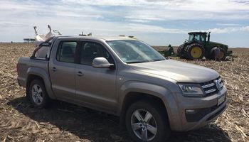 Se vendieron más de 107.000 camionetas agropecuarias en 2017