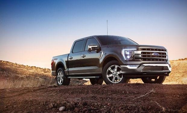 """Nueva Ford F-150: cuánto sale la pick-up con el """"legendario"""" motor Coyote 5.0L V8"""