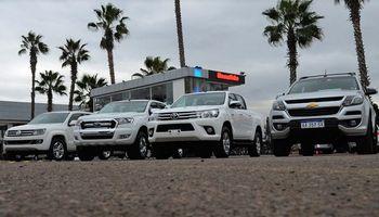 Una pick up lideró el ranking de vehículos vendidos en julio