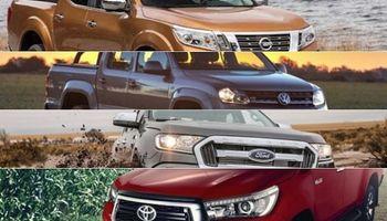 Las camionetas en venta en el 2019
