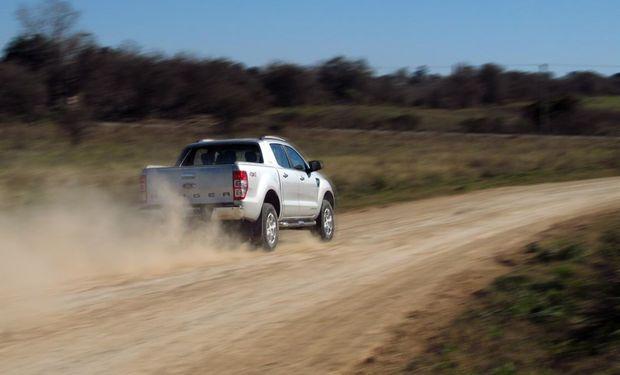 En 2014 se patentaron 65.531 unidades de las cuatro camionetas de mayor uso en el ámbito agropecuario, según datos de la Asociación de Concesionarios de Automotores (Acara).