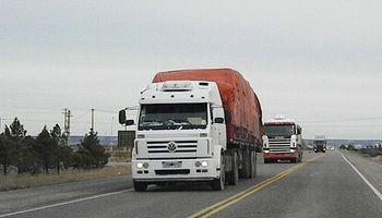 Pese a la libre circulación, la cuarentena también impactó sobre el transporte de cargas
