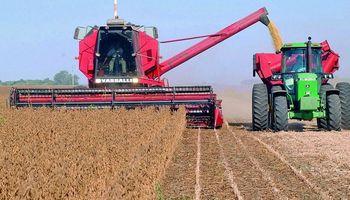 El BICE anunció un financiamiento de hasta el 100 % para maquinaria agrícola nacional