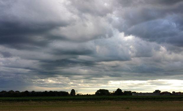 Continúa la inestabilidad en la región centro: qué zonas esperan lluvias