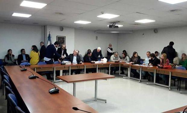 De marzo al día de hoy, la comisión de Agricultura y Ganadería de Diputados se reunió en cuatro oportunidades.
