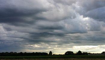 Pronóstico: el tiempo estará inestable sobre la región pampeana