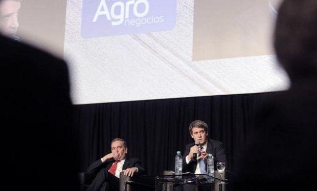 """""""El campo es el motor de la economía, es la industria más competitiva del país""""."""