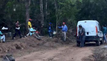 Urtubey intervino en el caso del productor que tiene el campo usurpado en Salta