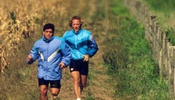 """""""¿Adónde me trajeron?"""": los días de Maradona en un campo de La Pampa"""