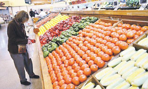 El índice se realiza sobre los precios finales de 20 alimentos de origen agrícola.