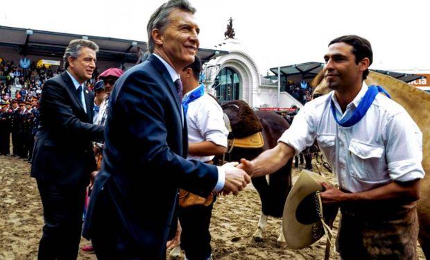 Trigar 2019: Macri envió un mensaje a los productores de trigo.
