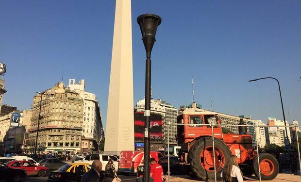 """Carne: un grupo de productores propone una """"gran"""" movilización al Obelisco"""