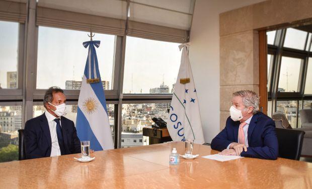 Con eje en el Mercosur, Cancillería delineó la agenda bilateral con el embajador en Brasil