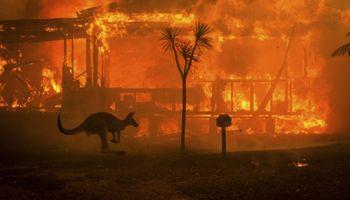 ¿Qué consecuencias puede tener el humo de Australia en nuestro país?