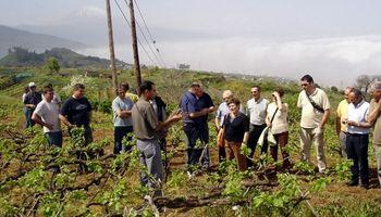 Capacitación y formación profesional de trabajadores agrarios