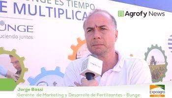 """Bunge """"multiplica"""" en Expoagro"""