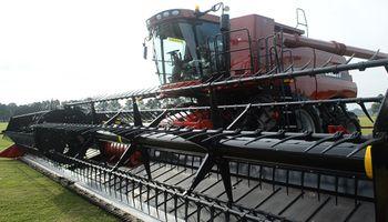 Case lanzó la nueva serie de cosechadoras 230 Extreme
