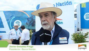 """González Fraga: """"Hay una mirada pesimista de los medios"""""""