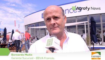 BBVA Francés: la mejor financiación agropecuaria