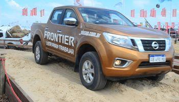 Nissan apuesta fuerte al campo con la producción nacional de Frontier