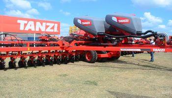 Argentina se mantiene a la vanguardia en sembradoras Air Drill
