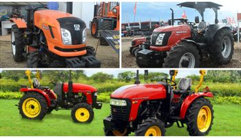 Tractores: una potencia para cada necesidad