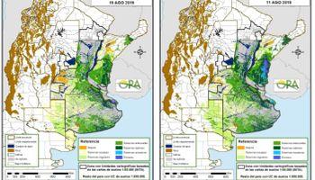 Se habrían eliminado los excesos hídricos en Entre Ríos y parte de Santa Fe