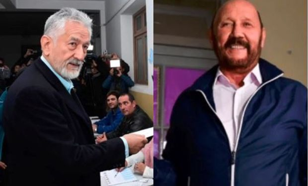 Insfrán y Rodríguez Saá fueron reelectos.