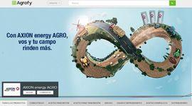 AXION energy AGRO llegó al mercado online de la agroindustria