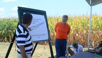 Malezas, soja y maíz: Los pilares de la producción en Estados Unidos