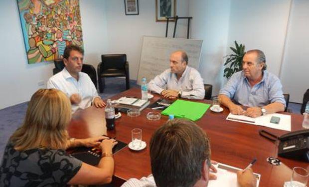 El precandidato Sergio Massa esbozo algunas ideas vinculadas a las políticas a implementar en materia agropecuaria.