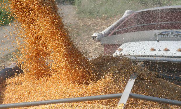 Reclamo por las retenciones a los granos