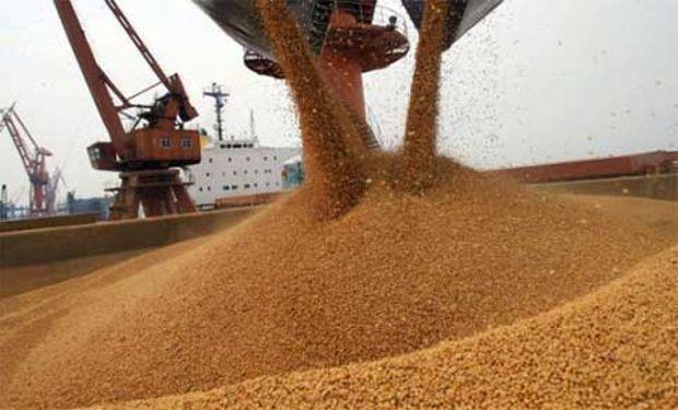 En el año que finalizó los futuros de la soja tuvieron un balance positivo, luego de cuatro años, con un crecimiento del 14,4% anual.