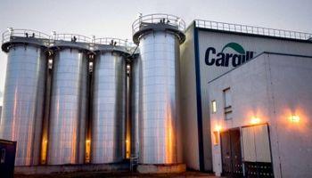 Cargill interrumpe operaciones en dos de sus plantas