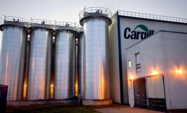 En Cargill hay unos 350 trabajadores.