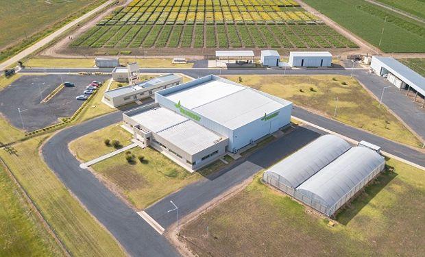 Con una fuerte apuesta a la carinata, semillera inauguró un centro de innovación en Venado Tuerto